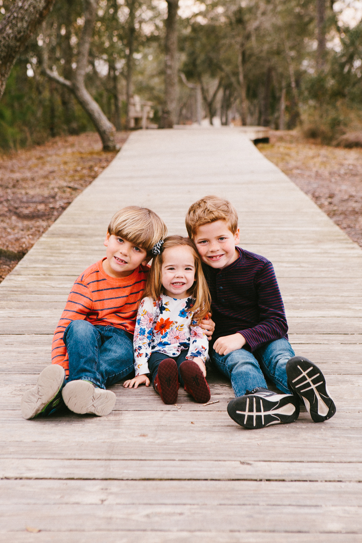 Best Topsail Beach family portraits photographer North Carolina