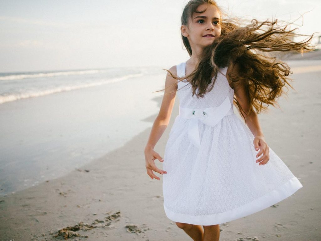 mini session dates + summer beach portraits wrap up {north carolina}