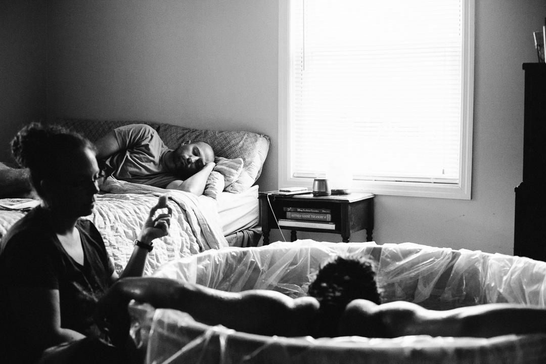 Best Wilmington birth story photographs North Carolina