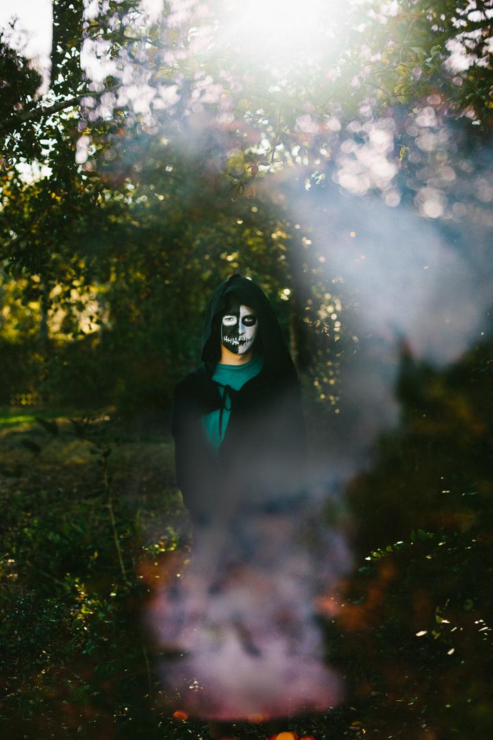 Best Topsail Beach family halloween lifestyle portraits photographer North Carolina