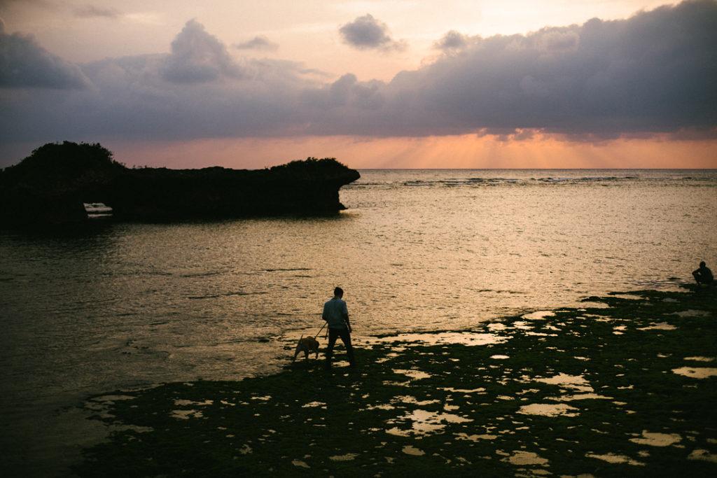 Best Okinawa senior portrait photographer Asia
