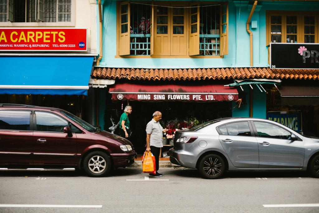 travel street photography Singapore
